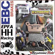 PASTIGLIE FRENO POSTERIORE RACING EBC EPFA367HH TM EN F 530 2005-2014