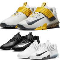 NIKE SAVALEOS Weightlifting Shoes Boots Trainers Gewichtheberschuh Crossfit Gym
