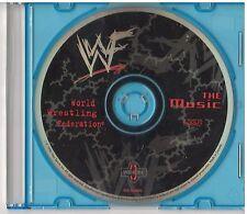 World Wrestling Federation: The Music Volume #3  (CD, 1998, Canadian) {2610}