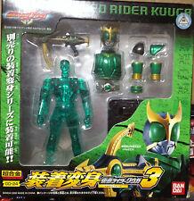 BANDAI SouChaku Henshin chogokin Kuuga green Form armor GD-24