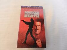 Marked for Death (VHS, 1991) Steven Seagal