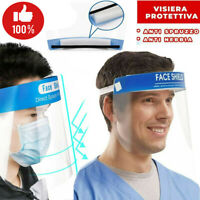 10/5/2 Pcs Full Face Covering Anti-Fog Shield Clear Glasses Face Protection Tool