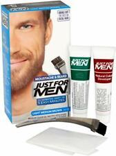 Just For Men Moustache & Beard Light Med Brown M30 Discreet Packaging & Listing