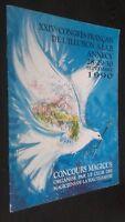 Revista Xxiv E Congreso Francais L Ilusión Afap Annecy Sept. 1990 Buen Estado