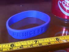 Princess Girls Girl Rubber Wrist Band Fun Choose A Colour from 2nd Pic