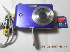 GE Smart Series A735 7.0 mp digital Purple camera