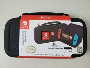 Nintendo Switch Game Traveler Deluxe Travel Case - Black [Brand New]