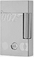 S.T. Dupont James Bond 007 Palladium, Ligne 2 Lighter 016317 (161317), NIB