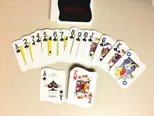 """Macmillan McGraw-Hill  Poker Playing Cards """"The New Deal"""""""