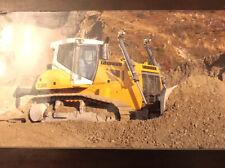 "NZG 927 LIEBHERR PR 736 LGP Crawler Tractor 1:50 ""NEW"""