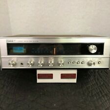FISHER 143.92530500 VINTAGE STEREO RECEIVER - SERVICED - CLEANED - TESTED