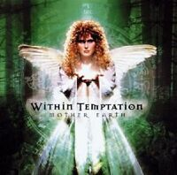 """WITHIN TEMPTATION """"MOTHER EARTH"""" CD NEUWARE"""