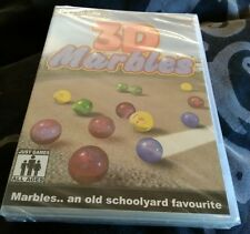 3d Marbles Computer Game, Windows xp