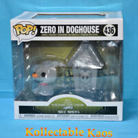 The Nightmare Before Christmas - Zero in Doghouse Movie Moments Pop! Vinyl (RS)