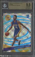 2016-17 Panini Revolution Cosmic Brandon Ingram Lakers RC Rookie BGS 9.5