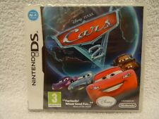 Disney Pixar Cars 2 - DS Game - * New, Sealed * - UK Pal
