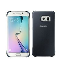 Samsung Protective Clip-On Case Cover for Samsung Galaxy S6 - Black