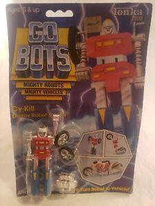 1983 Tonka Go Bots Cy-kill 01 NIB *see All Images*