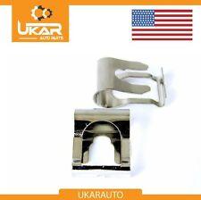 x2 Chrome FIAT PUNTO MK1 MK2 176 188 WINDSCREEN WIPER LINKAGE MOTOR REPAIR CLIP