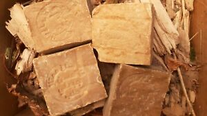 7-pack 200g-210g bars Aleppo-soap, 50% laurel oil