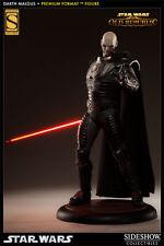 SIDESHOW Exclusive STAR WARS Darth MALGUS PREMIUM FORMAT FIGURE STATUE toy bust