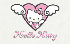 Hello Kitty  iron on transfer 5x8