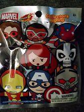 Marvel Captain America Civil War 3D Keychains New Factory Sealed