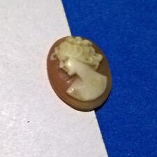 Vintage Camée Coquillage à Sertir / Cameo Shell