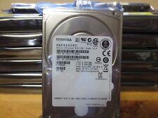 "Toshiba MBF2600RC CA07173-B400 6Gbps 16MB 10K 600gb 2.5"" SAS Hard Drive"