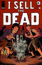 I Sell The Dead - Comic - 2009 - 8.5
