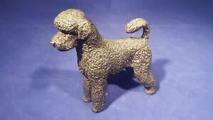 Portuguese Water dogSporting trimCold Cast Bronze Dannyquest