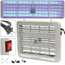 220V Led Light Electronic Indoor Mosquito Insect Killer Bug Fly Zapper Lamp Trap