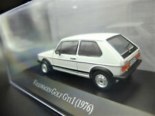 MODELLINO AUTO VW GOLF GTI SCALA 1/43 DIECAST MINIATURE CAR MODEL COCHE MODELO