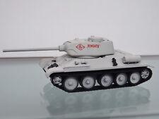 "Herpa 745796 military 1:87 - lucha tanques t-34/85 wintertarnung ""lucha... nuevo"