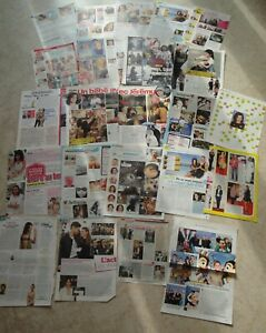 Alizée Lot Articles Photos Captures Coupures presse Clippings Pack