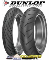 120//70ZR-17 Dunlop Roadsmart III Front Motorcycle Tire for Yamaha FZ1 2001-2015 58W