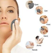 5 Pcs Makeup Remover Eraser Towel Round Pad Reuseable Facial Cleansing Plush