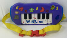 The Wiggles Wiggly Keyboard Piano Kids Play Along Toy - UC (G1)