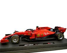 Bburago 1:18 F1 2019 Ferrari Team SF90 #16 Charles Leclerc Racing Diecast Car