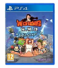 PS4 Juego Worms W. M D. Weapons Of Mass Destruction Producto Nuevo