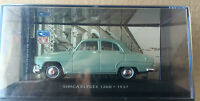 "DIE CAST "" SIMCA ELYSEE 1300 - 1957 "" SIMCA COLLECTION  SCALA 1/43"