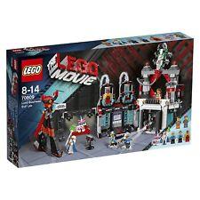 Lego Movie 70809 LORD BUSINESS' EVIL LAIR Vitruvius Ma Pa Cop Bizniz Kitty NISB
