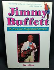 JIMMY BUFFETT The Man From Margaritaville / First St. Martin's Griffin Edition