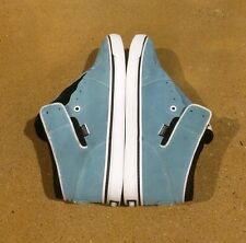 DVS Torey Sky Blue Size 13 Torey Pudwill BMX DC Skate Shoes Sneakers Grizzly