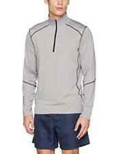 "BRAND NEW New Look Men's Active Basic Sports Top in Grey - Size M (Chest 38-40"")"