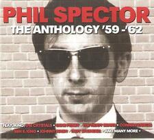PHIL SPECTOR THE ANTHOLOGY '59 - '62,  3 CD BOX SET