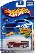 2002 Hot Wheels #109 Hot Rod Magazine Deuce Roadster E910 crd