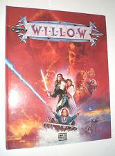 FANTASY FILM 1988 WILLOW RON HOWARD WARWICK DAVIS GEORGE LUCAS VAL KILMER