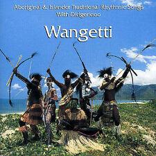 Wangetti, David Hudson, , Very Good Import
