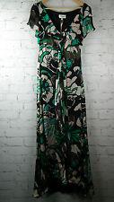 BNWT Temperley London Designer Sleeved Long Hyacinth Dress sz 12 uk rrp £800